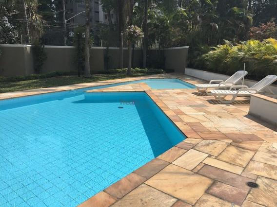 Excelente Apartmento 175 M, 3 Suítes,reformado. Planta E Localização Perfeita . - Campo Belo - Fa746