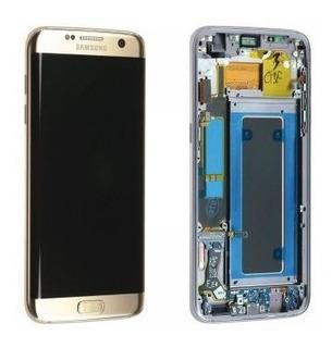 Pantalla Samsung S7 Edge Repuesto Heredia