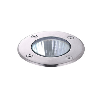 Embutido Piso Exterior Aluminio Dicro Led E2001p Candil