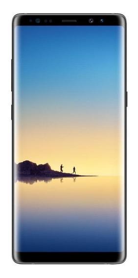 Samsung Galaxy Note8 Dual SIM 128 GB Preto-meia-noite 6 GB RAM