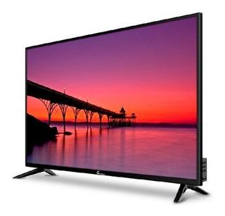 Television Led Quaroni 43 PuLG Smart Tv Fhd 1080p