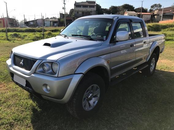 Mitsubishi L 200 Sport Hpe - 2006 - Diesel - 4x4 - Troca