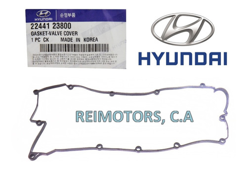 Empacadura Tapa Valvula Original Hyundai Tucson Elantra 2.0