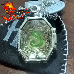 Medalhão Salazar Sonserina, Horcrux, Harry Potter