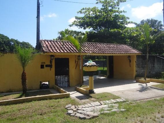 Sitio Na Praia Mongaguá , Agenor De Campos Ref: 6875c