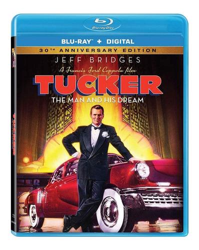 Imagen 1 de 2 de Blu-ray Tucker The Man And His Dream / De Francis F. Coppola
