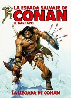 Espada Salvaje De Conan: La Llegada De Conan (hc) - Roy Thom