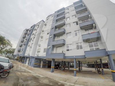 Apartamento No Residencial Belvedere Contendo 2 Dormitórios E Demais Dependências, Uma Vaga De Garagem. - 3578614