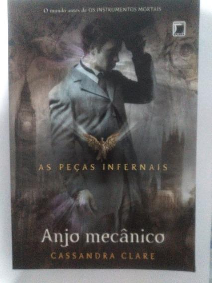 Livro Fisico-as Peças Infernais Anjo Mecânico
