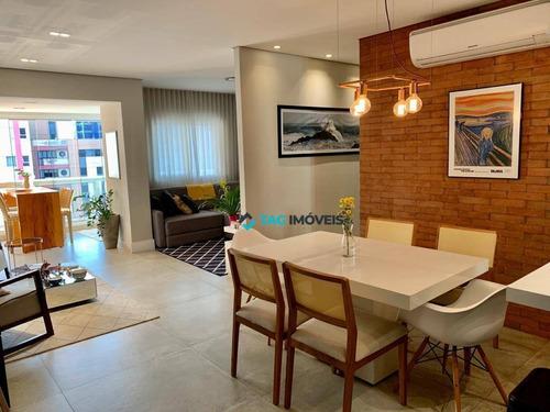 Apartamento Com 2 Dormitórios À Venda, 84 M² Por R$ 995.000,00 - Cambuí - Campinas/sp - Ap2360