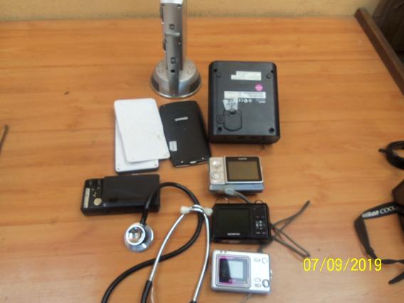Rádio Antigo +câmeras Peças Ver Detalhes