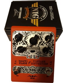 Pedal Multi Fuzz/vintage Distortion-nig Andy Timmons Limited