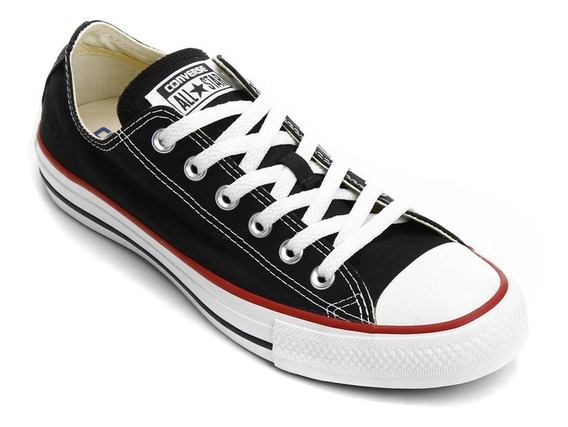 Tênis All Star Converse Ct As Core Ox Preto Original