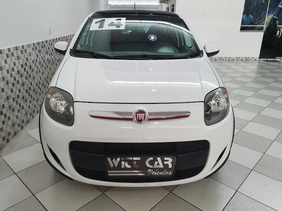 Fiat Palio Sporting 1.6 16v Flex 2014 Branco