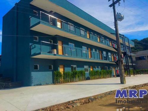 Ap 00192 - Apartamento Em Ubatuba  1 Dormitório, 38,50m², Superior, Oportunidade, Próximo A Praia Da Maranduba, Acabamento De Primeira Linha! - Ap00192 - 33715267