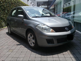 Nissan Tiida 2016 Sedán Advance L4/1.8 Man