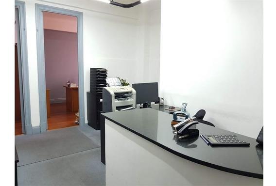 Oficina En Microcentro 4 Ambientes
