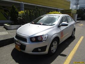 Chevrolet Sonic Lt 1.6 Sedan Mt