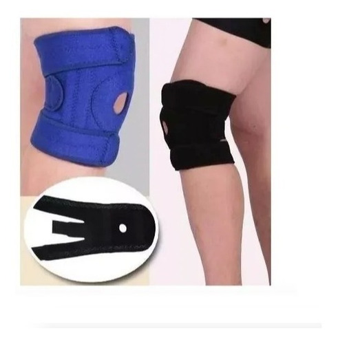 Rodillera Ortopedica Rotula Ajustable Articulada Gym