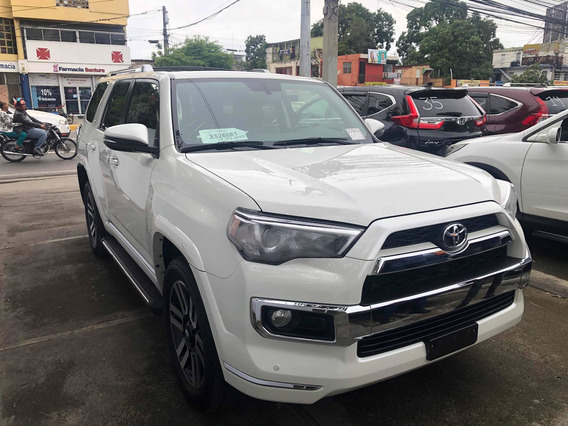 Toyota 4runner Limited Inicial 500