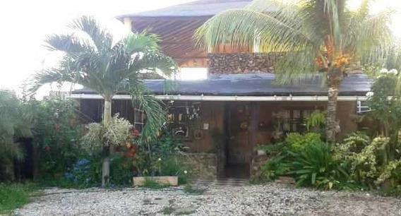 Casa En Venta Cerca Playas Y Hermosa Vista En La Terraza
