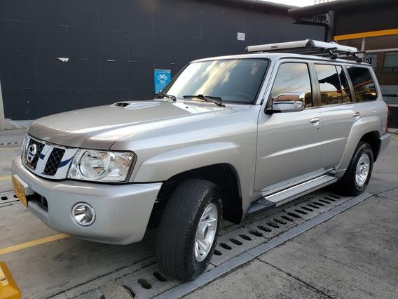 Nissan Patrol Y61 Glx