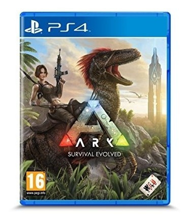 Ark Survival Evolved Ps4 Playstation 4 Xuruguay