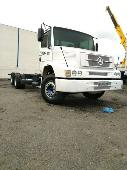 Mb 1620 Ano 2008 Chassi