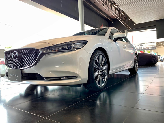 Mazda 6 Signature 2.5l Cuero Nappa Blanco | 2020