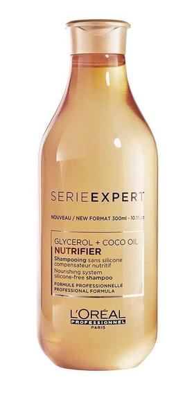 Loreal Profesional Nutrifier Shampoo X300 Serie Expert