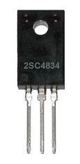 2sc4834 2sc 4834 Transistor Fonte De Tv Sony Envio Imediato