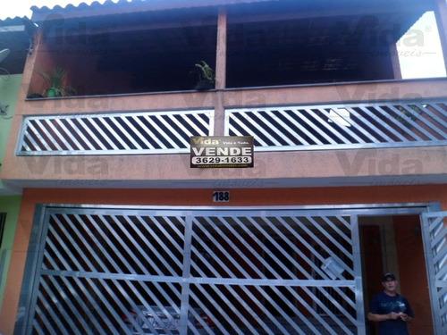 Casa Sobrado Para Venda, 3 Dormitório(s), 120.0m² - 22249