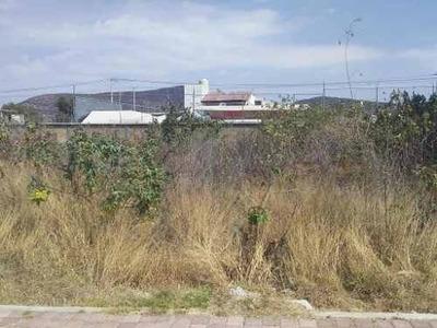 Terreno En Venta En Juriquilla, Queretaro, Rah-mx-19-703