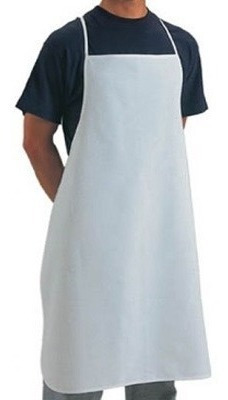 Delantal De Cocina Pechera De Pvc Impermeable Hombre Mujer