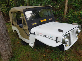 Carroceria Completa Do Jeep Willys 51