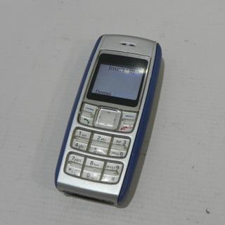 Nokia 1600 Desbloqueado Gsm Viva Voz Azul (usado)