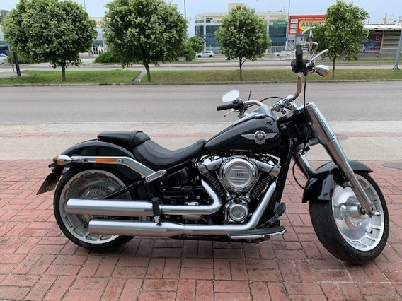 Harley Davidson Fat Boy 107-2017/2018