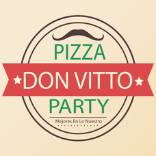 Pizza Party-libre-bebidas-postre-barra De Tragos .lunch