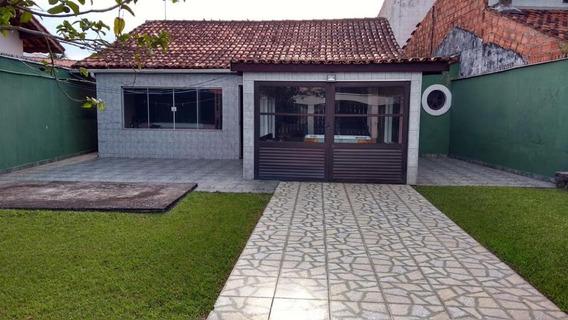 Casa Lado Praia No Jardim Palmeiras Em Itanhaém Litoral Sul