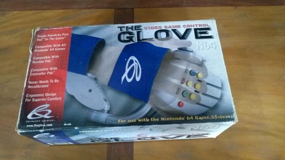 Luva Nintendo 64 - The Glove Video Game Control - Completa
