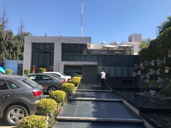 Casa En Venta Con Uso Oficinas Lomas De Chapultepec
