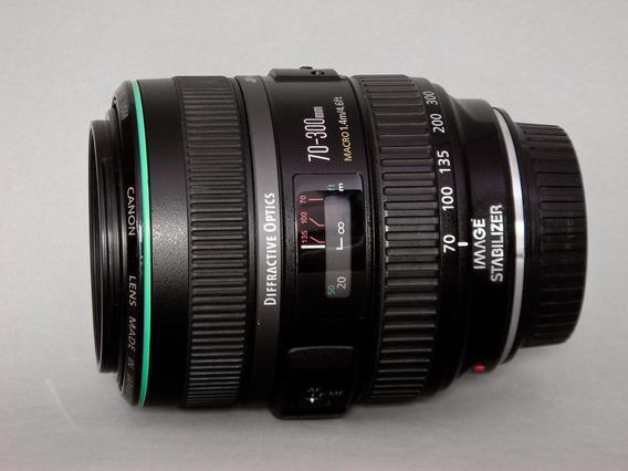Canon Ef 70-300mm F4.5-5.6 Do Is Usm - Somente Sedex
