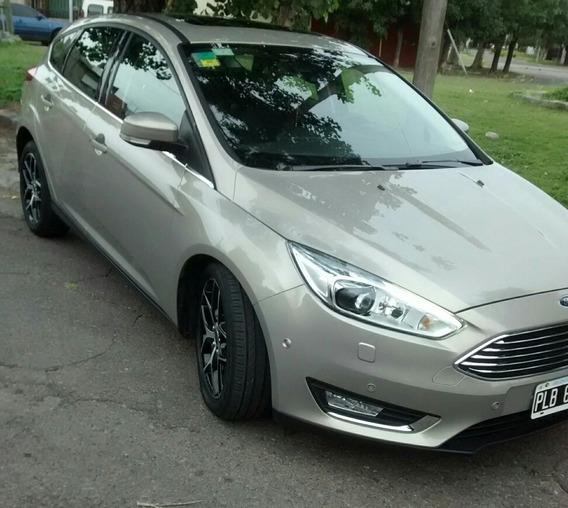 Ford Focus Iii 2.0 Titanium Mt 2016
