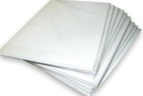 Papel Fotográfico Adesivo 115g A4 À Prova D´água 40 Folhas