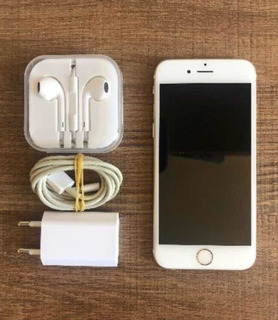 iPhone 6 64gb Usado Funcionando Tudo Perfeitamente.