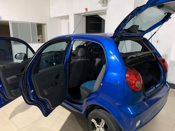 Crevrolet Spark Azul 2012