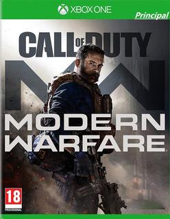 Call Of Duty Modern Warfare Original Digital Xbox One Garant