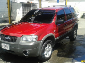 Ford Escape Xlt 4x4 - Automatico