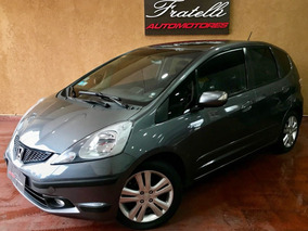 Honda Fit 1.5 Ex-l At 120cv L09