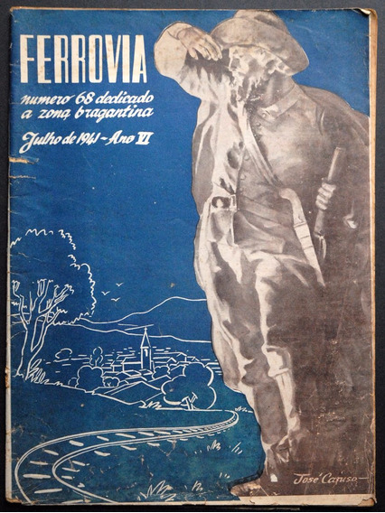 Revista Ferrovia Nº 68. Julho 1941. São Paulo Railway. L34